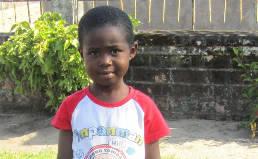 Zix – 6 ans en décembre – Madagascar – Tamatave