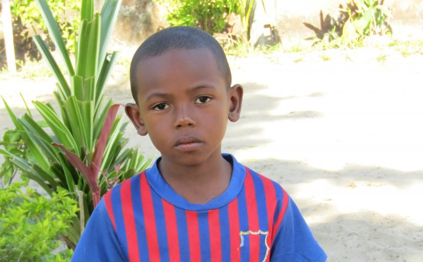 Tsantsa – 7 ans (G) – Madagascar – Tamatave