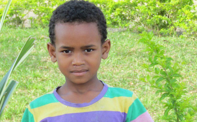 Ronaldo – 7 ans (G) – Madagascar – Tamatave