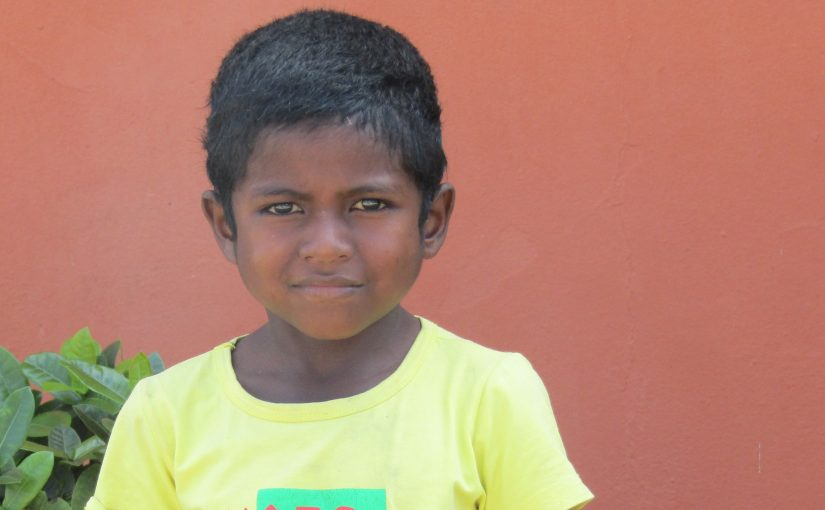 Mario – 7 ans (G) – Madagascar – Tamatave