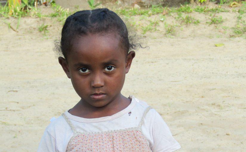 Princia – 7 ans – Madagascar – Tamatave