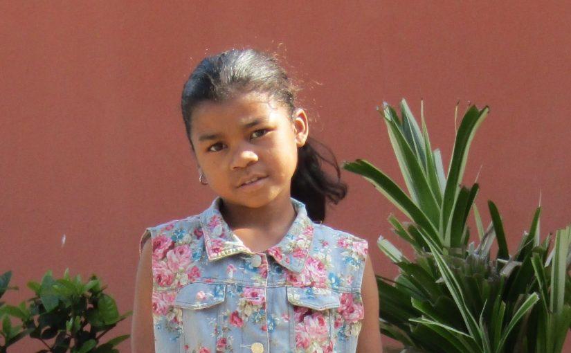 Mialisoa – 9 ans (F) – Madagascar – Tamatave