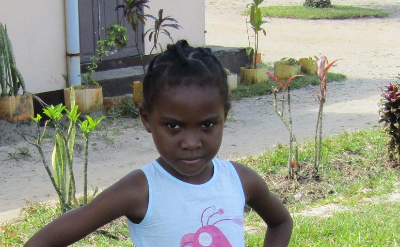 Pakina – 6 ans (F) – Madagascar – Tamatave